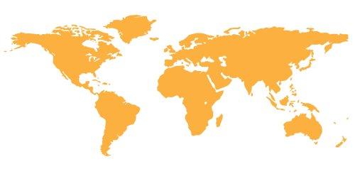 Resultado de imagem para mapa mundi estilizado